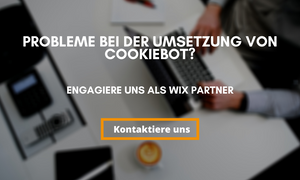 wix cookiebot hilfe