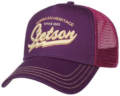 TRUCKER CAP CLAS STETSON