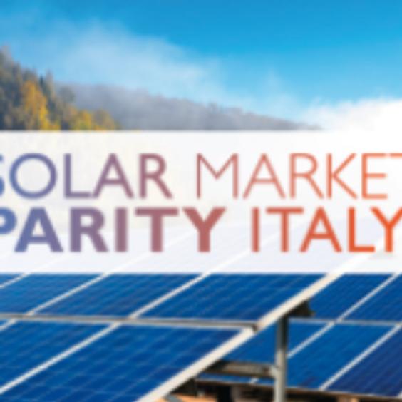 Solar Market Parity Italy