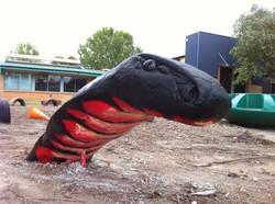 Black Snake. 2