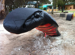 Black Snake. 3