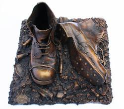 Battle Boots top front