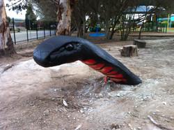Black Snake. 5