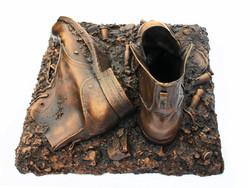 Battle Boots rear