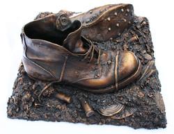 Battle Boots left