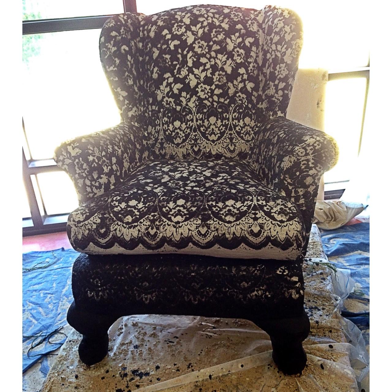 SACRED HEART Chair 4