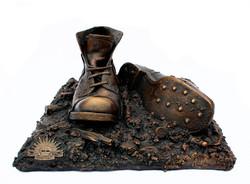 Battle Boots front