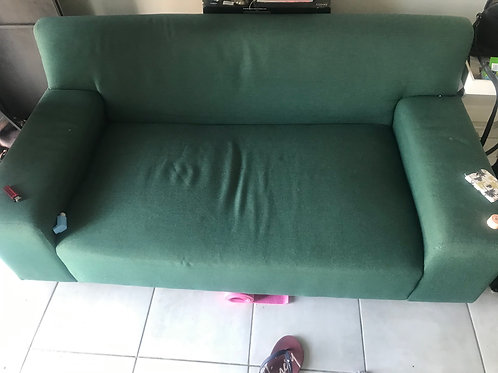 Emerald Green Denmark 2 Seater Sofa