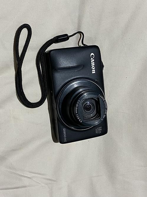 Cannon PowerShot SX600 HS (WiFi)
