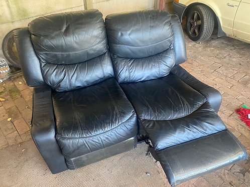 Ella 6 Seater 321 with 1 Action Recliner Suite, Single Recliner seat, Double Rec