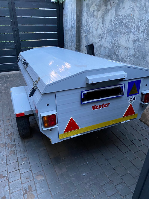 Super 7 Venter trailer