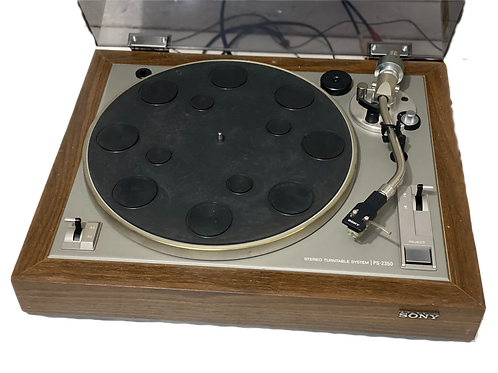 SONY Stereo Turntable System