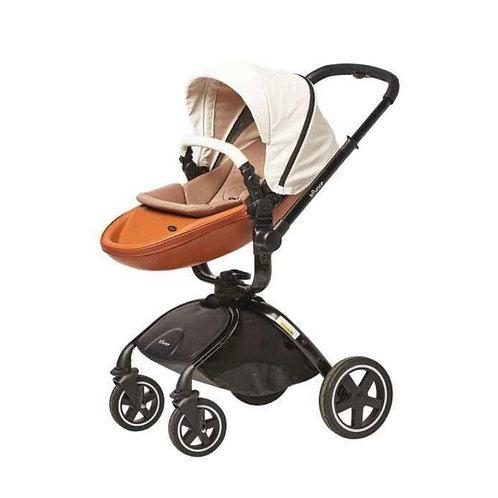 Bounce baby stroller