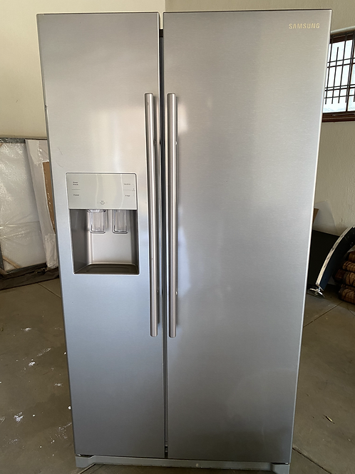 Samsung double door fridge RSA1DHMG