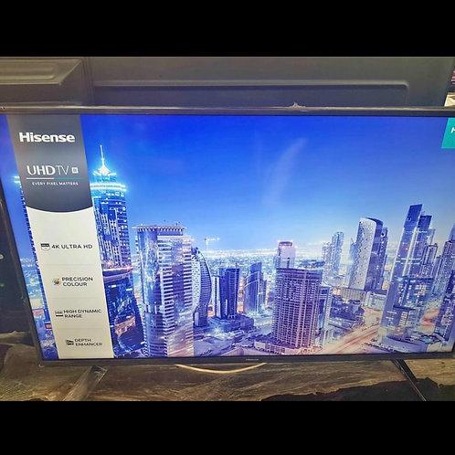Hisense 50inch uhd smart TV