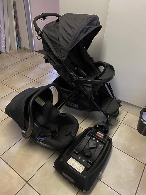 CBC Stroller and isofix car seat