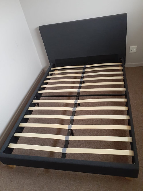 Double Sleigh Bed base