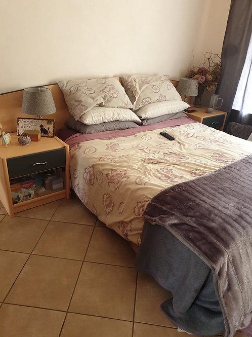 Handmade Queen bedroom set