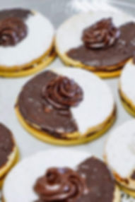 goldie's black and white cookies