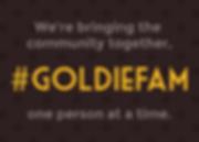 #Goldiefam graphic