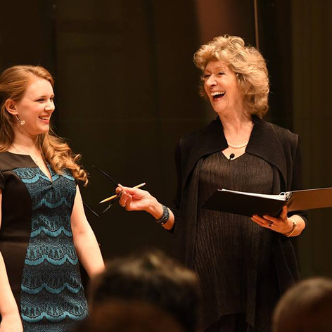 The Song Continues | Felicity Lott Masterclass