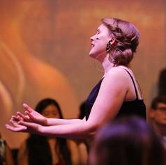 In Recital   © Michelle Feldman Photography