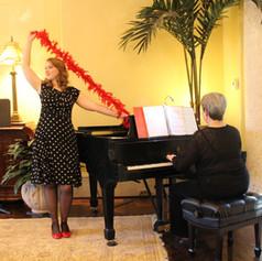 In Recital with Mary Dibbern   Dallas Puccini Society