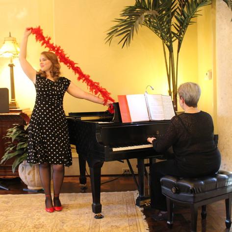 In Recital with Mary Dibbern | Dallas Puccini Society