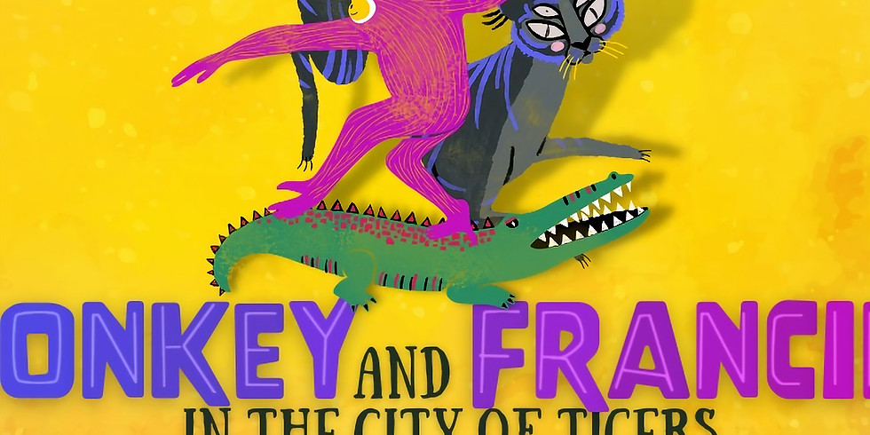 Tri-Cities Opera   Francine in the Monkey and Francine in The City of Tigers