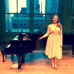 The Song Continues at Carnegie Hall