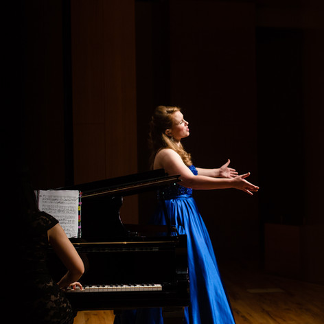 In Recital | Elle Logan Photography © 2016