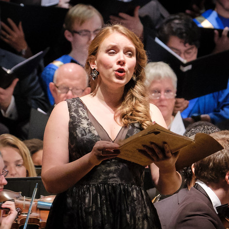 Vaughan Williams' Dona nobis pacem | Reading Choral Society