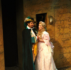 Zerlina in Don Giovanni   UNT Opera 2015