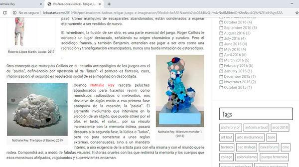 Captura pantalla Profanaciones ludicas.j