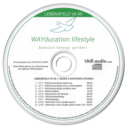 Audio CD - Lebensfeld 7-12