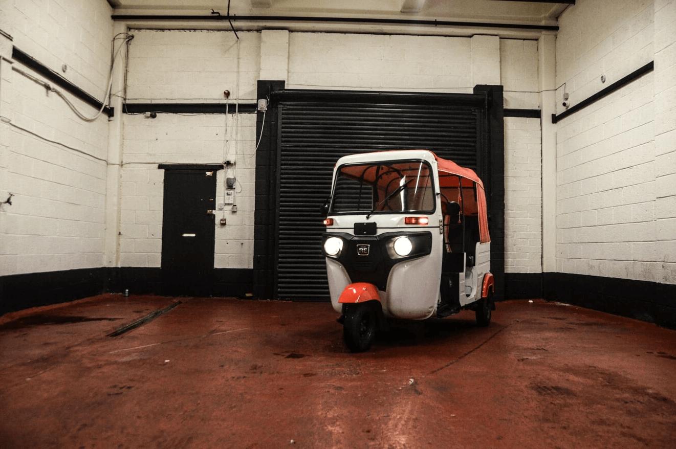 Tuk Tuk Hire - Rickshaw Hire
