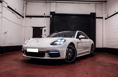 Porsche Panamera Hire - Sports Car Hire - Supercar Hire - Luxury Car Hire - Chauffeur Hire