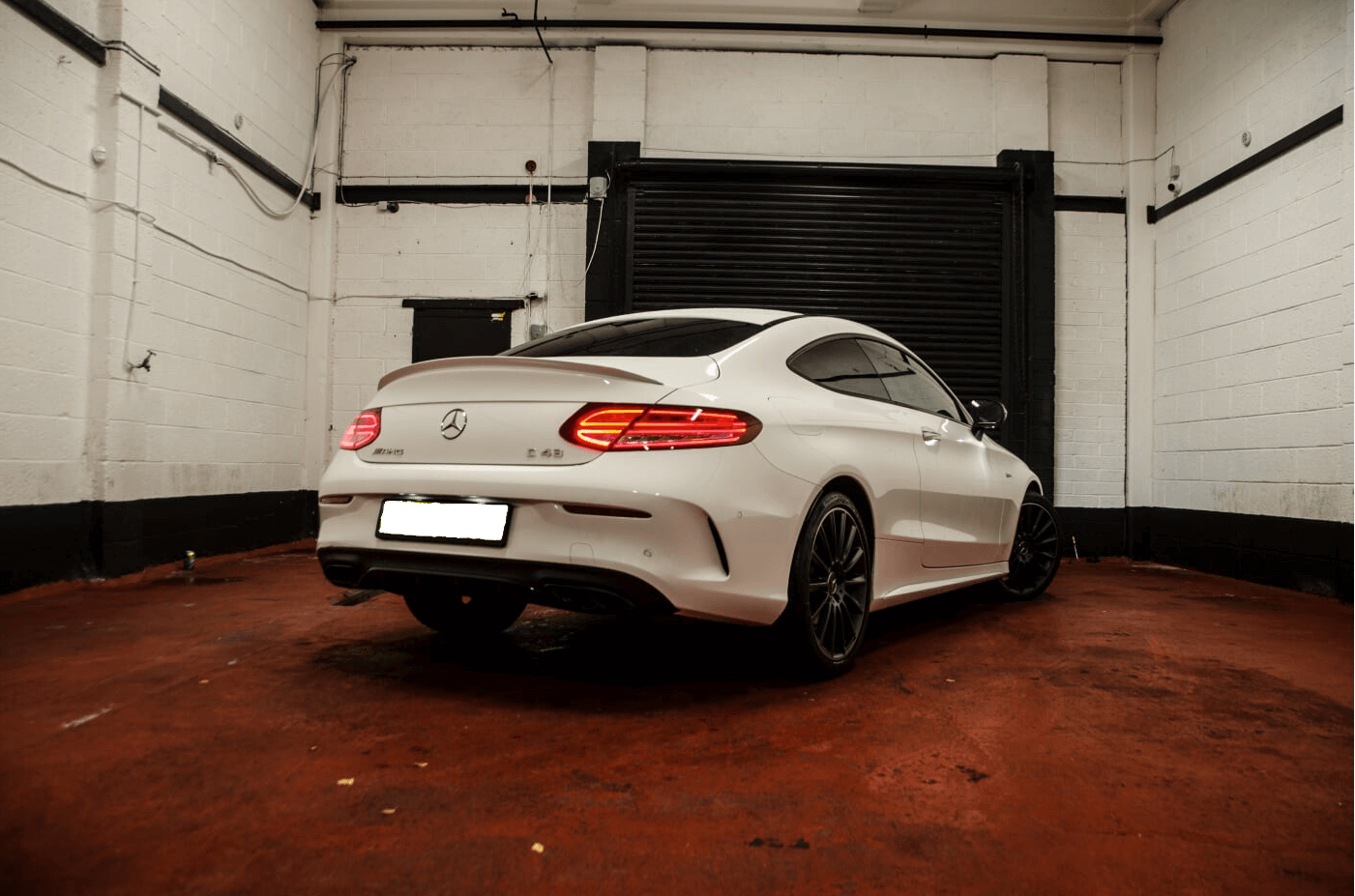Mercedes-Benz C43 AMG Hire