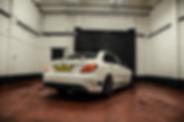 C63 AMG Hire - Sports Car Hire - Supercar Hire - Luxury Car Hire - Chauffeur Hire