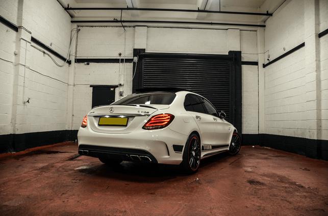 Mercedes-Benz C63s AMG Hire