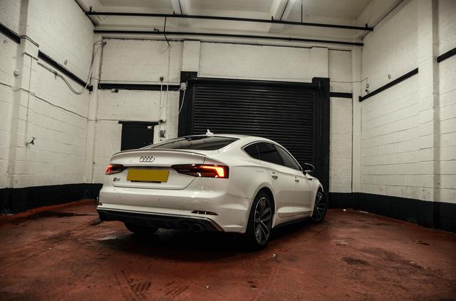 Audi S5 Hire