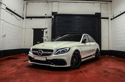 C63 AMG Hire - Sports Car Hire - Supercar Hire - Luxury Car Hire - Chauffeur Hire