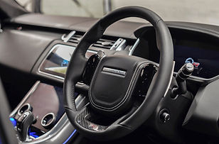 Range Rover SVR Hire West Midlands. West Midlands Sports Car Hire