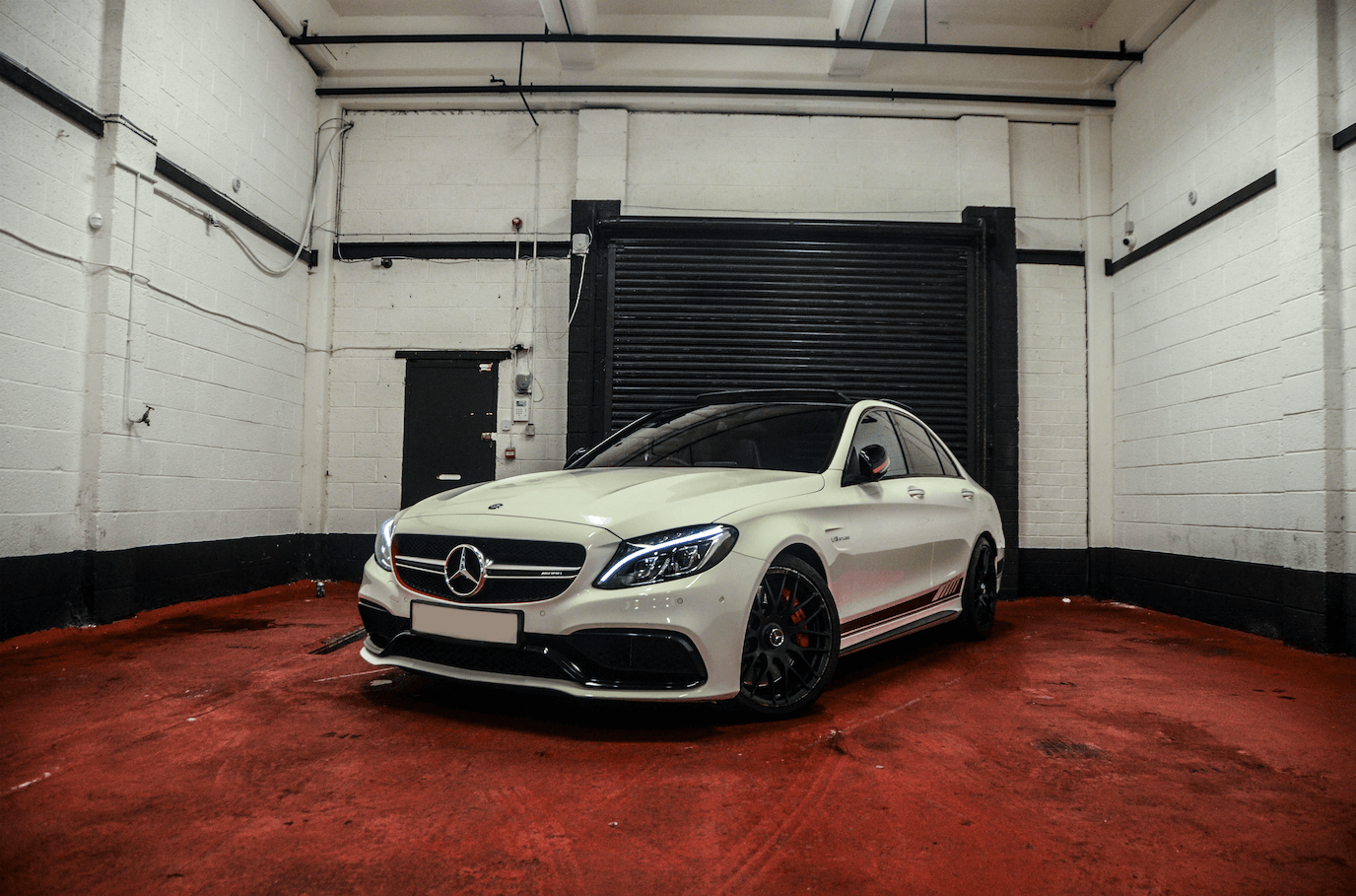 Mercedes-Benz C63 AMG Hire