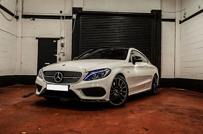 C43 AMG Hire - Sports Car Hire - Supercar Hire - Luxury Car Hire - Chauffeur Hire