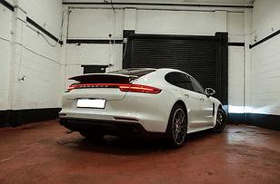 Porsche Panamera Hire - Sports Car Hire - Supercar Hire - Luxury Car Hire - Chauffeur Hire