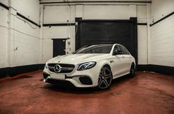 Mercedes-Benz C63 AMG Hire
