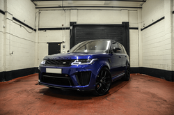 Range Rover SVR Hire
