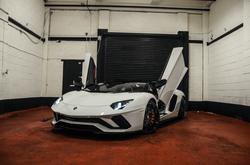 Lamborghini Aventador Hire
