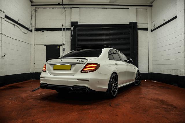 Mercedes-Benz E63s AMG Hire